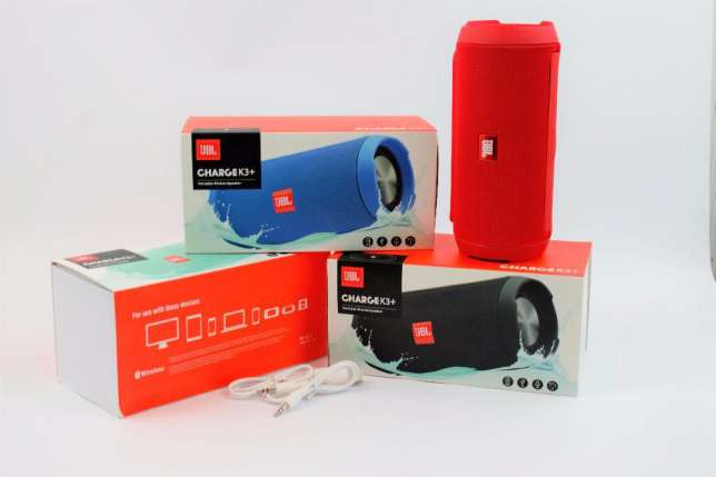 Loa Bluetooth Jbl Charge K3+ Cực Hay