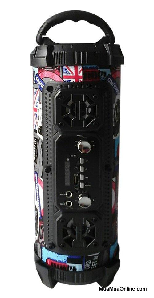 Loa Bluetooth Ch-M18 Có Led Cực Hay
