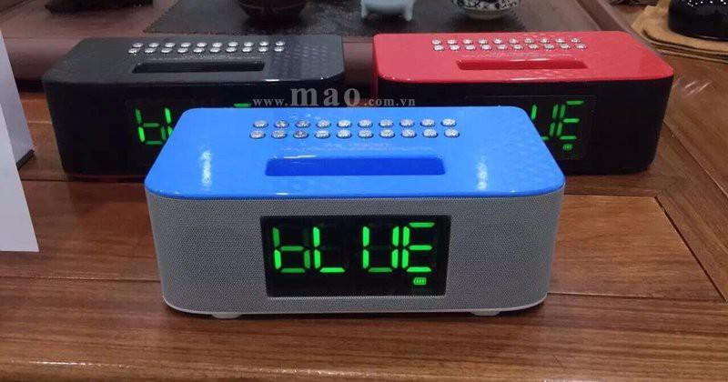 Loa Nghe Nhạc Bluetooth Và Khuếch Đại Âm Thanh Ws1530