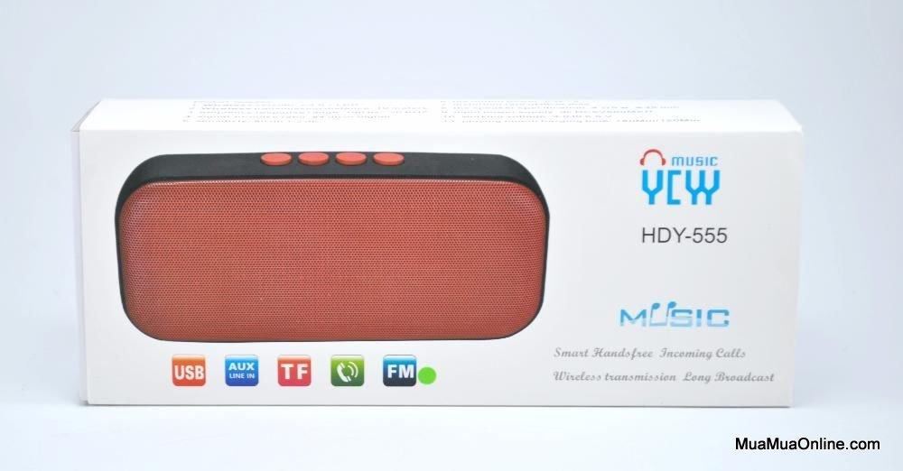 Loa Nghe Nhạc Bluetooth Hdy-555I