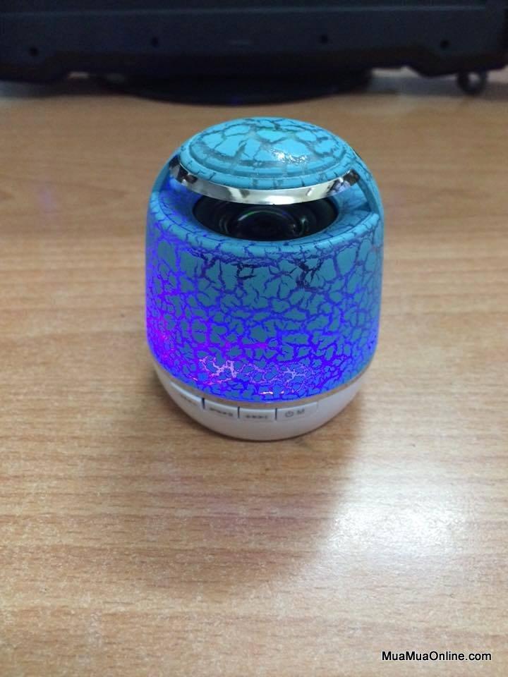 Loa Nghe Nhạc Bluetooth S12 Có Đèn