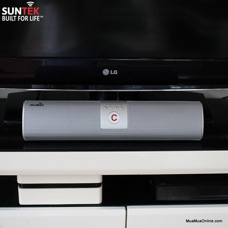 Loa Nge Nhạc Bluetooth Soundbar S8 10Cmx42Cm Cực Hay