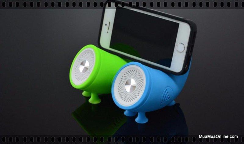 Loa Nghe Nhạc Bluetooth Sg7 Hình Cây Kèn