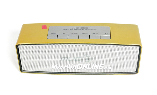 Loa Nghe Nhạc Bluetooth Ws-636 Mẫu Bose
