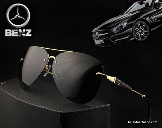 Mắt Kính Nam Thời Trang Cao Cấp Mercedes-Benz