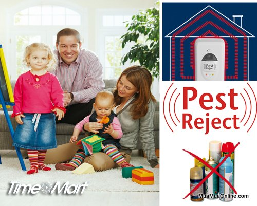 Máy Đuổi Côn Trùng Pest Reject