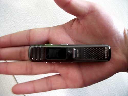 Máy Ghi Âm Hyundai 8Gb Hym-V102 Bộ Nhớ Trong 8Gb Có Lcd Và Loa Ngoài