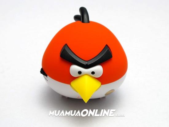 Máy Nghe Nhạc Mp3 Hình Chim Angry Bird Thời Trang
