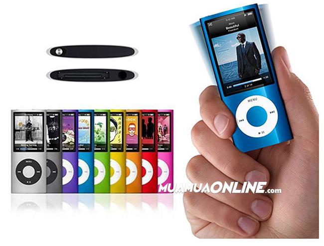 Máy Nghe Nhạc Mp4 Ipod Có Ghi Âm Và Loa Ngoài Thời Trang