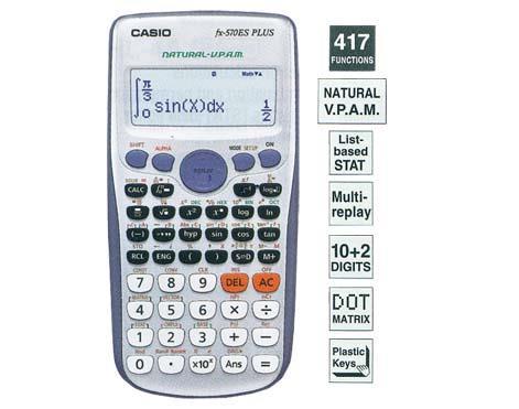 Máy Tính Casio Fx 570Es Plus