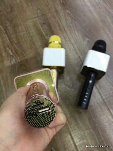 Micro Karaoke Bluetooth 3 Trong 1 Sd-08