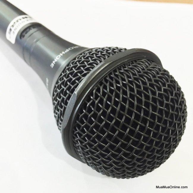 Micro Hát Karaoke Shure Sm 959