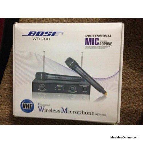 Micro Karaoke Không Dây Bose Wr208