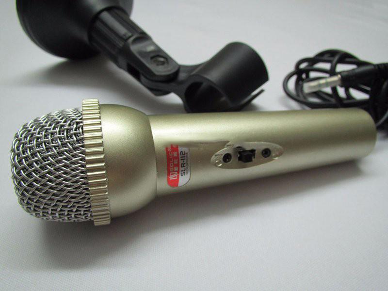 Micro Thu Âm Solic Slr-112 Chính Hãng