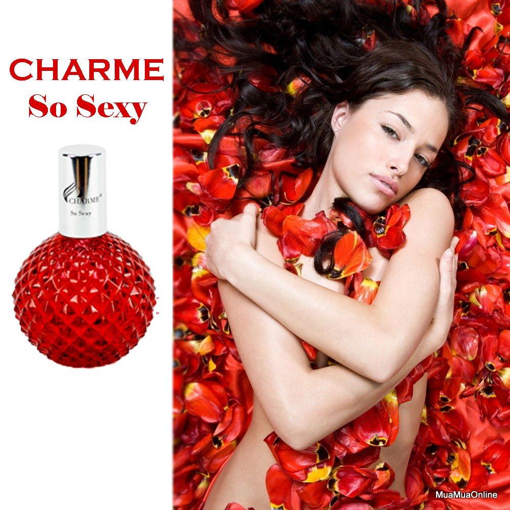 Nước Hoa Nữ Charme So Sexy 100Ml