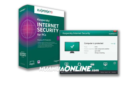 Phần Mềm Diệt Virus Kaspersky Internet Security 1Pc/12T Chính Hãng