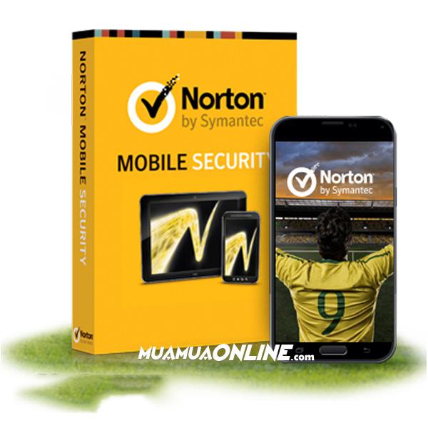 Phần Mềm Diệt Virus Norton Mobile Internet Security