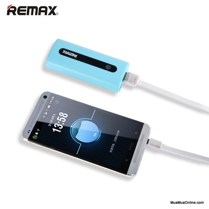 Pin Sạc Dự Phòng Remax Proda E5 5000Mah Chính Hãng