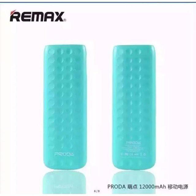Pin Sạc Dự Phòng Remax Proda Lovely 12000Mah Chính Hãng