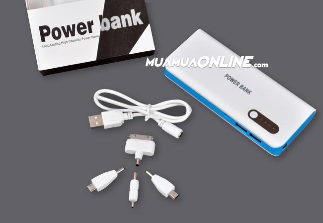 Pin Sạc Dự Phòng Power Bank 22000Mah