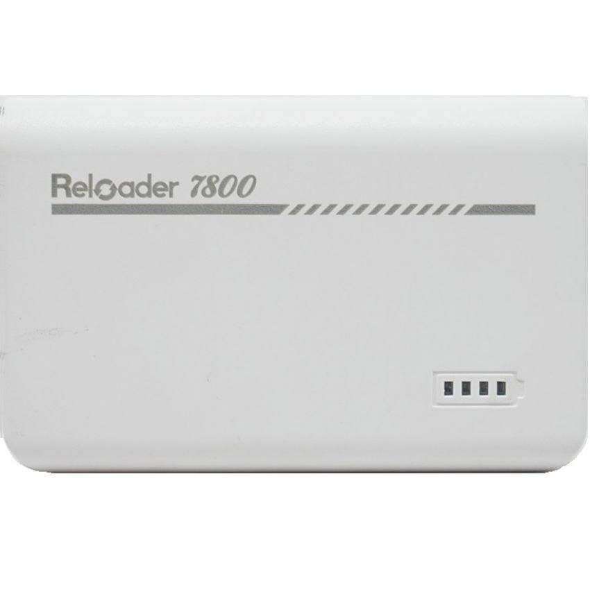 Pin Sạc Dự Phòng Reloader 7800Mah