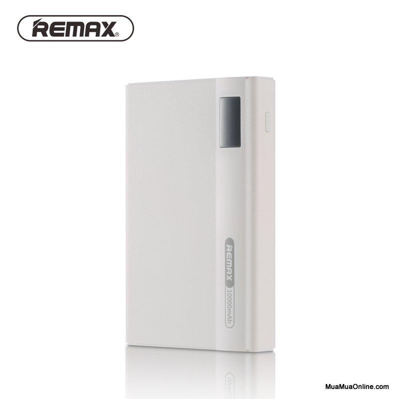 Pin Sạc Dự Phòng Remax Linon Pro Rpp-53 10.000Mah Led Chính Hãng