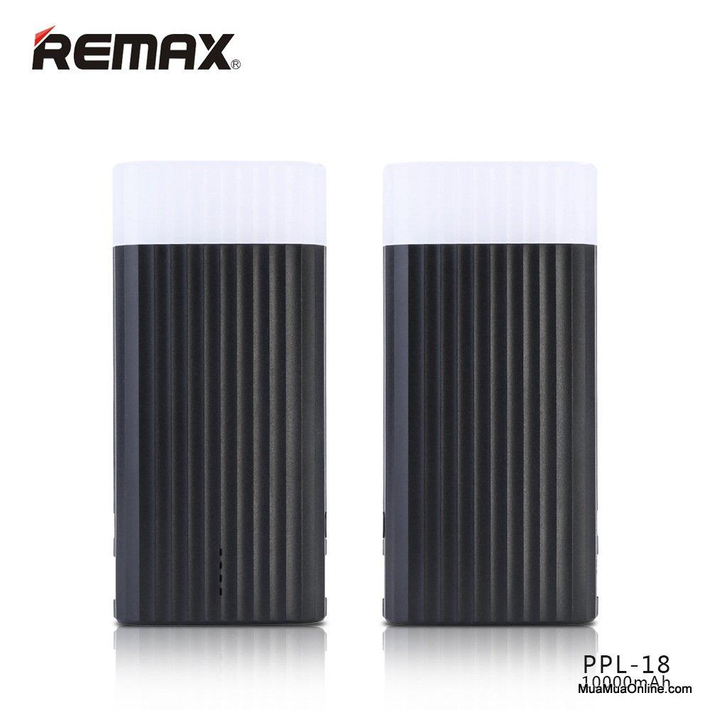 Pin Sạc Dự Phòng Remax Proda Ice Cream Ppl-18 10000Mah Chính Hãng