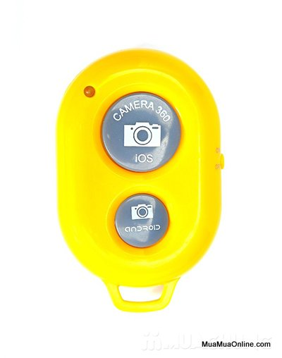 Remote Bluetooth Chụp Hình Tự Sướng Cho Ios Và Android