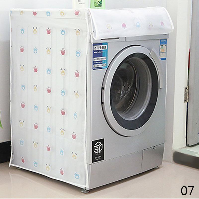 Áo Trùm Máy Giặt Cửa Trước Nasee Cao Cấp