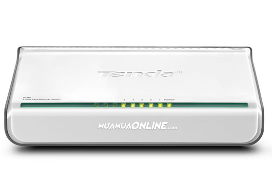 Switch Tenda 5 Port Fast Ethernet 100Mbps Chính Hãng