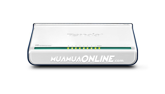 Switch Tenda 8 Port Fast Ethernet 100Mbps Chính Hãng