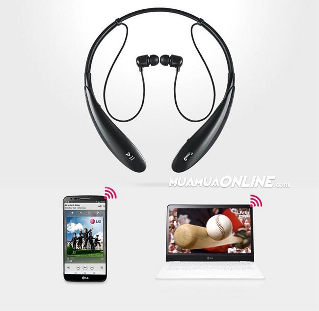Tai Nghe Bluetooth Lg Hbs 800 Stereo Cao Cấp
