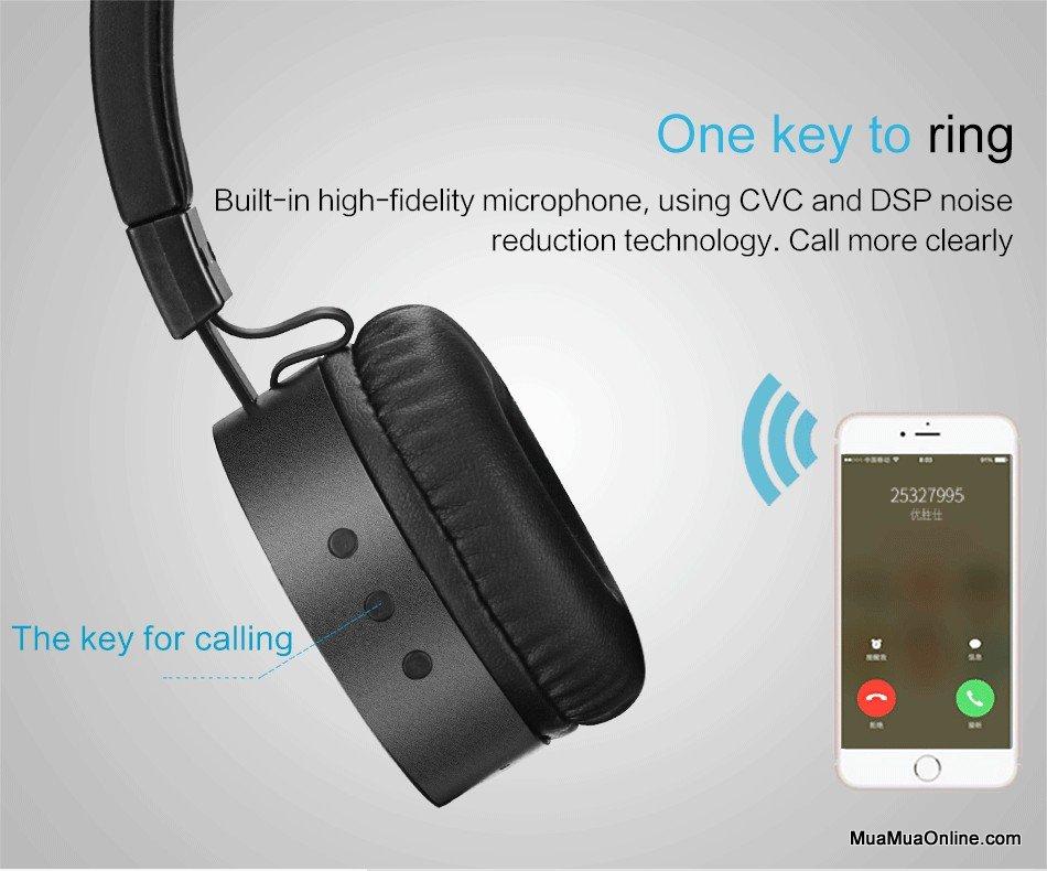 Tai Nghe Chụp Tai Bluetooth Usams Lh001 Chính Hãng Nghe Cực Hay