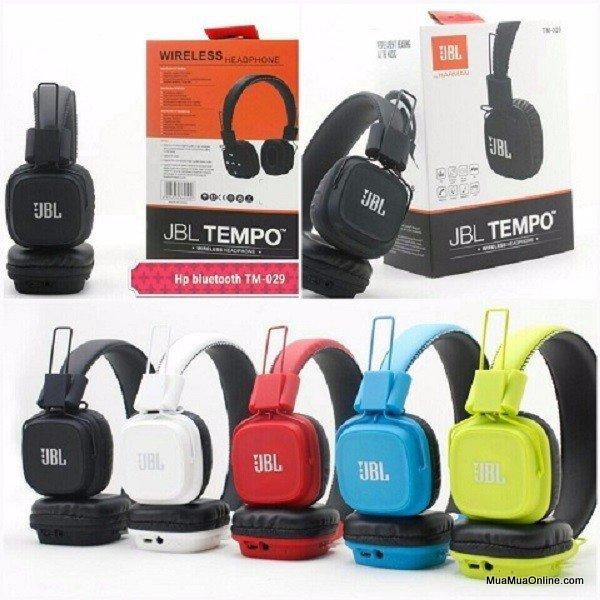 Tai Nghe Bluetooth Jbl Tm-029 Cao Cấp