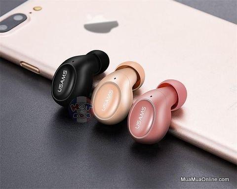 Tai Nghe Bluetooth Mini Usam Lj001 Chính Hãng