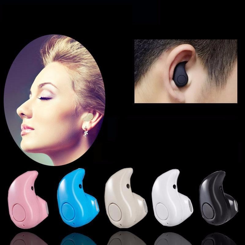 Tai Nghe Bluetooth Nano Siêu Nhỏ Gọn