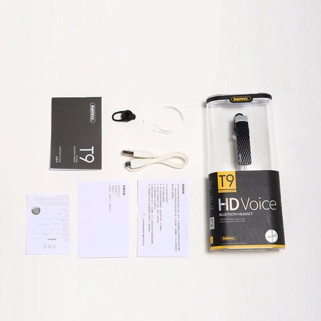 Tai Nghe Bluetooth V4.1 Remax Rb T9 Hd Chính Hãng