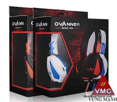 Tai Nghe Chụp Tai Chuyên Game Ovann X16 Chính Hãng