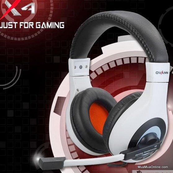 Tai Nghe Chụp Tai Gaming Ovann X4 Pro