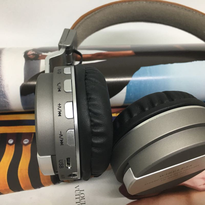 Tai Nghe Nhạc Bluetooth Chụp Tai 55 Mẫu Bose Cực Hay