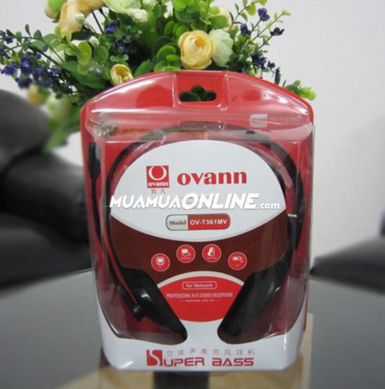 Tai Nghe Nhạc Chụp Tai Ovann T361