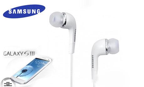 Tai Nghe Samsung Galaxy S3 Chính Hãng Nghe Cực Hay