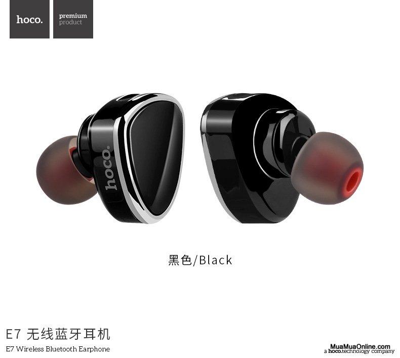 Tai Nghe Bluetooth Hoco E7 Siêu Nhỏ V4.1