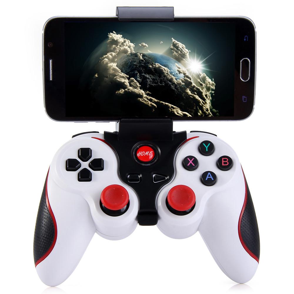 Tay Game Bluetooth X3 Cho Điện Thoại Android Và Ios Tặng Kèm Giá Kẹp Điện Thoại