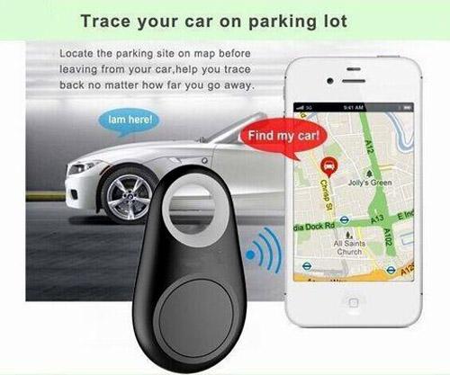 Thiết Bị Định Vị Bluetooth 2 Chiều Tìm Điện Thoại Và Làm Remote Chụp Hình