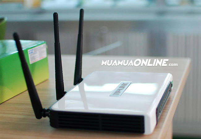 Thiết Bị Modem Phát Sóng Wifi Tp-Link Wr940N 300Mbps Chính Hãng