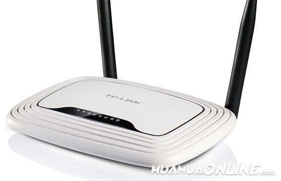 Thiết Bị Modem Phát Sóng Wifi Tp-Link 841N 300Mbps Chính Hãng