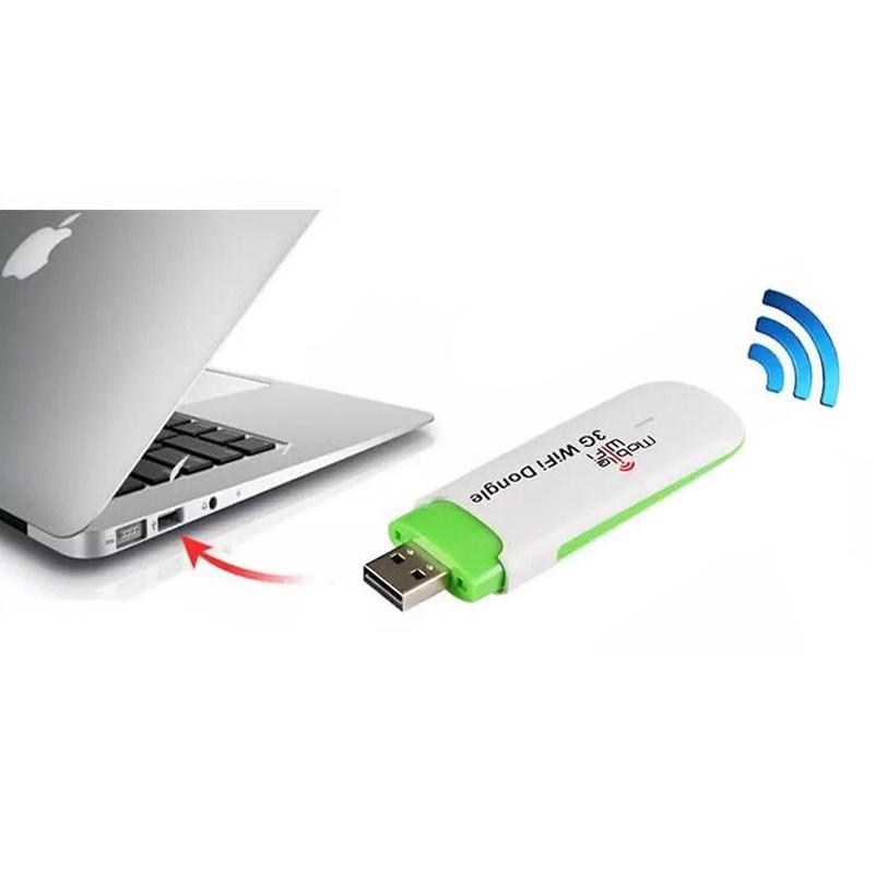Usb Phát Wifi Từ Sim 3G, 4G Dongle Tốc Độ Cao