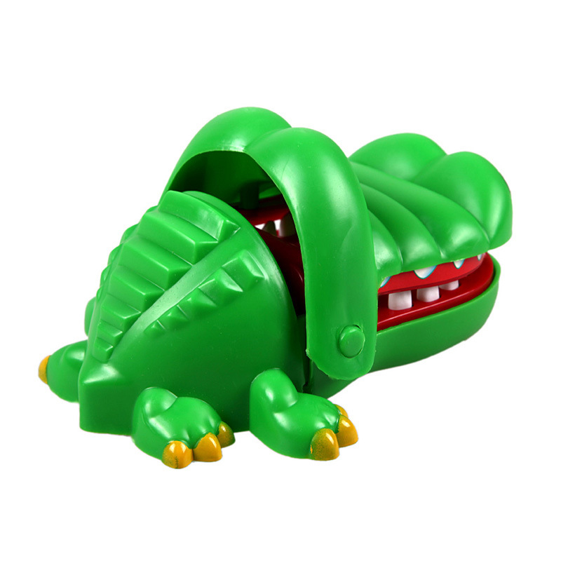 Trò Chơi Khám Răng Cá Sấu Loại Lớn