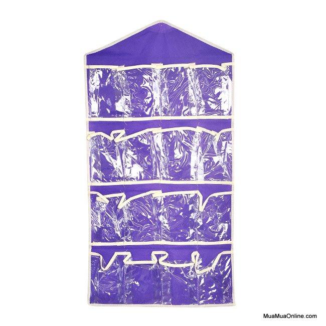 Túi Treo Tường 16 Ngăn Đựng Đồ Đa Năng Cao Cấp